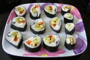 kuchnia japońska sushi